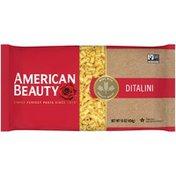 American Beauty Ditalini