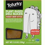 Tofurky Roast Beef Style Ultra Thin Deli Slices