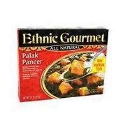 Ethnic Gourmet Palak Panir
