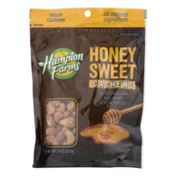 Hampton Farms Cashews Honey Sweet