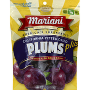 Mariani Plums, California Pitted Dried, Plus