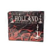 Holland Quick Lighting Charcoal