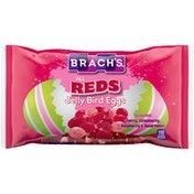 Brach's ALL REDS FLAVORED Cherry, Strawberry, Raspberry & Watermelon Jelly Bird Eggs CANDY