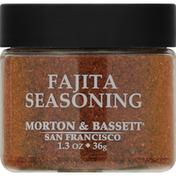 Morton & Bassett Spices Fajita Seasoning