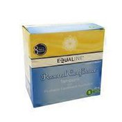 Equaline Personal Confidence Plastic Applicator Tampons Unscented Super