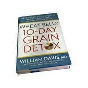 Nutri Books Wheat Belly: 10-Day Grain Detox Book