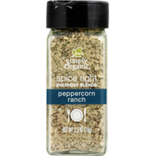 Simply Organic Everyday Blends, Peppercorn Ranch
