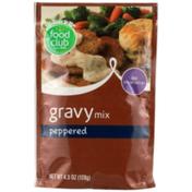Food Club Peppered Gravy Mix