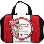 Red Cross® Johnson & Johnson Case Posted 2/19/2013 First Aid Kits