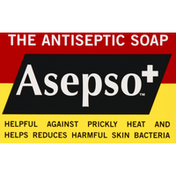 Asepso Soap, The Antiseptic