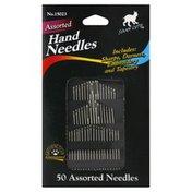 Handy Solutions Hand Needles, Assorted