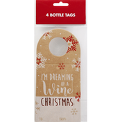 Paper Craft Bottle Tags