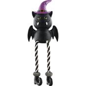 Sinomart International Figurine, Bat Shelf-Sitter, Resin, 4.1 Inch