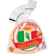 La Banderita Tortillas, Gluten Free, Yellow Corn