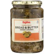 Hy-Vee Bread & Butter Sweet Chunks
