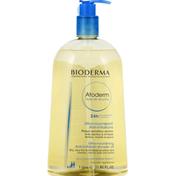 Bioderma Shower Oil, Anti-Irritation, Ultra-Nourishing