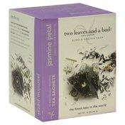 Two Leaves and a Bud Tea Sachets, Jasmine Petal