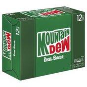 Mountain Dew Citrus Soda
