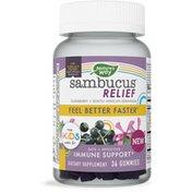 Nature's Way Sambucus Relief Gummies for Kids