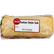 Ukrops Italian Style Sub
