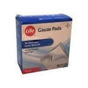 Life Brand Small Sterile Gauze Pads