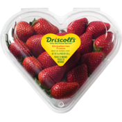 Driscoll's Conventional Strawberries in Heart Shaped Clamshell