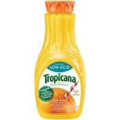 Tropicana Pure Premium No Pulp Low Acid Orange Juice