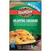 Idahoan Jalapeno Cheddar Homestyle Casserole