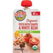 Earth's Best Stage 2 Pasta with Tomato & White Bean Organic Baby Food