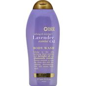Maui Moisture Body Wash, Lavender Essential Oils