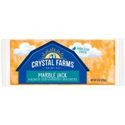 Crystal Farms Marble Jack Cheese