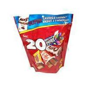 Nestle Snack Size Favourites Assorted Candy Bars