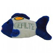 Multipet Oy Vey! Look Who's Talking Gefilte Fish Toys