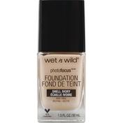 wet n wild Foundation, Shell Ivory 361C