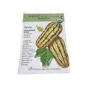 Botanical Interests Winter Delicata Squash Seeds