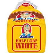 Sunbeam White Half Loaf Bread
