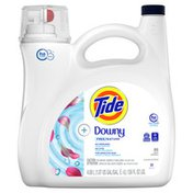 Tide Downy Free, Liquid Laundry Detergent, Recognized By National Eczema