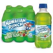 Hawaiian Punch Juice Drink, Green Berry Rush
