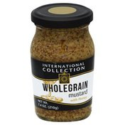 International Collection Mustard, Whole Grain, with Honey