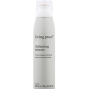Living Proof Thickening Mousse, Full