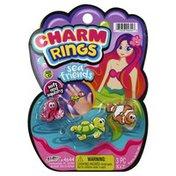 Ja-Ru Inc. Rings, Charm, Sea Friend
