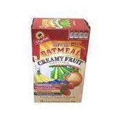 ShopRite Creamy Fruit Instant Oatmeal