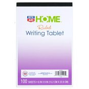 Rite Aid Tablet - Ruled 100sheet