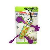 Petstages Madcap Go Buggy Solid Catnip Toy