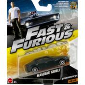Fast & Furious Maserati Ghibli