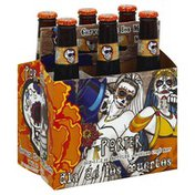 Cerveza De Los Muertos Beer, Porter, Dia de Los Muertos