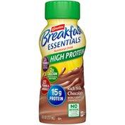 Carnation Breakfast Essentials HIGH PROTEIN Rich Milk Chocolate