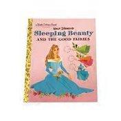 Disney Sleeping Beauty & The Good Fairies Little Golden Book