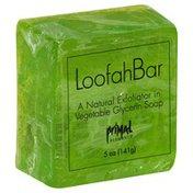 Primal Elements Loofah Bar, Juicy Kiwi