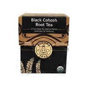 Buddha Teas 100% Organic Black Cohosh Root Herbal Tea